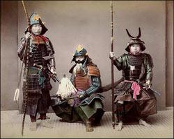 Samurai-Old-Japan